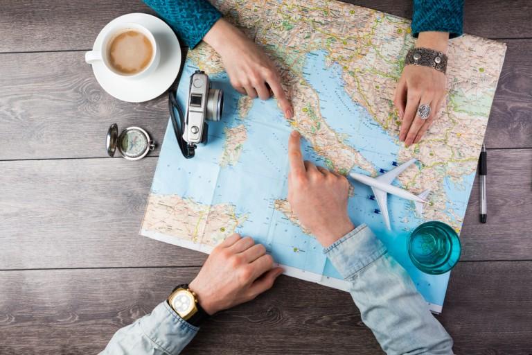 Destinos turísticos para viajar con tu sugar daddy